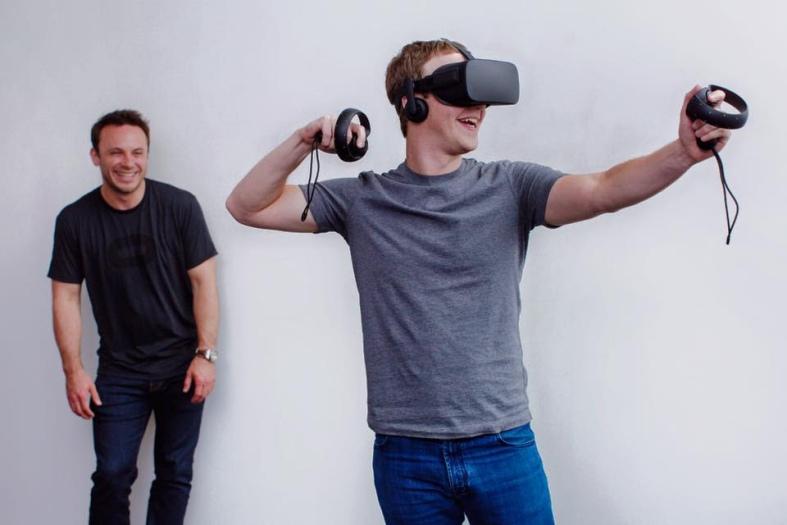 mark zukerberg-oculus