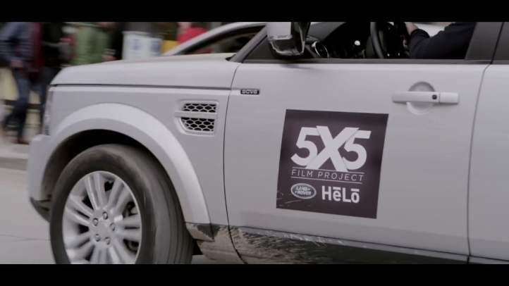 5x5 film