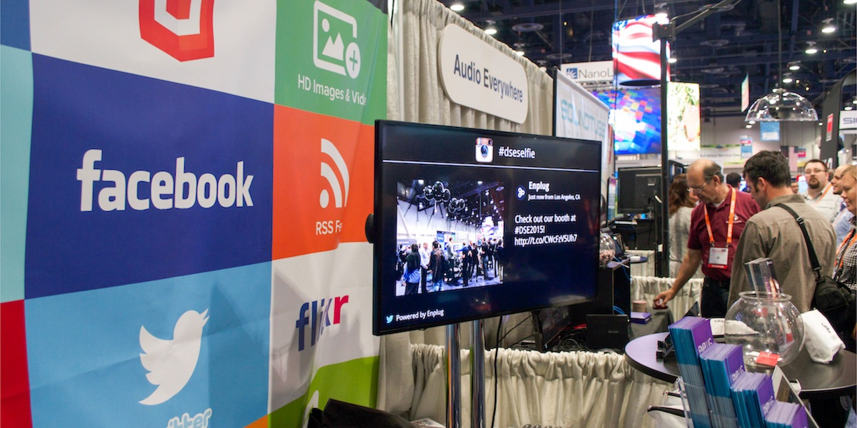 Digital Marketing at Trade Shows